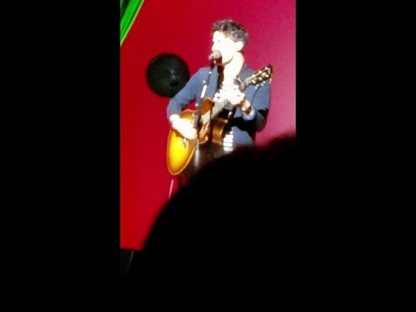 Hey Jealousy Darren Criss LMDC Tour Tempe AZ