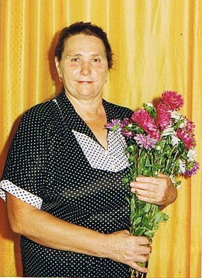 Стрижова Валентина Антоновна