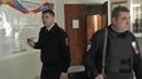 Хамы у отдела полиции № 2 Часть 1 Начальник ОП обещал подать в суд Ростов на Дону