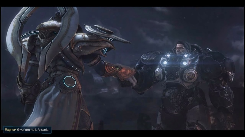 StarCraft 2 Legacy of The Void - Warriors (Cinematic)