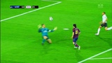 No One Can Chip the Ball Better than Lionel Messi