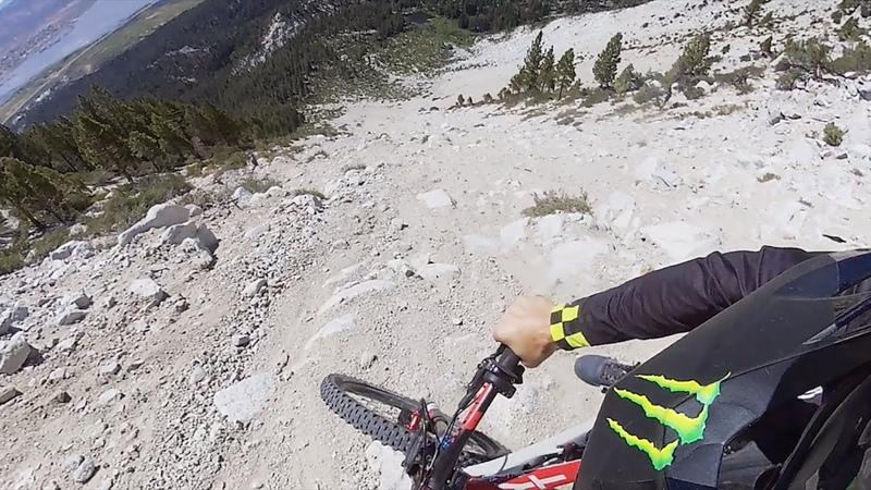 Slide Mountain MTB First Descent