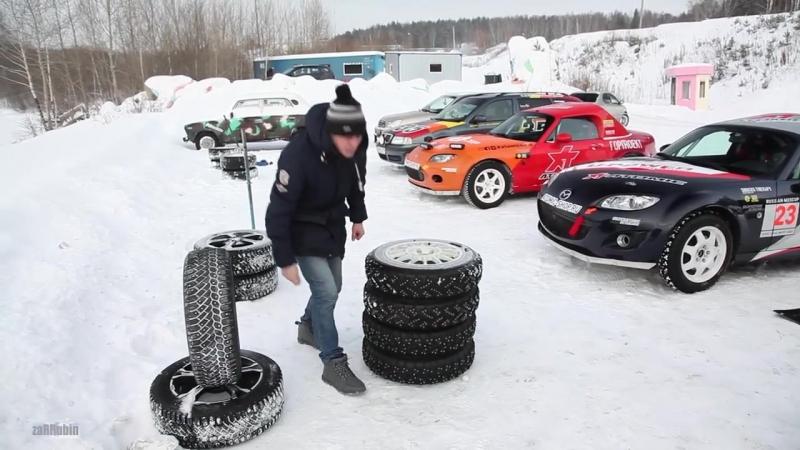 [/ zaRRubin \] Тест Гонкой ОДЕРЖИМЫЕ Mazda MX5