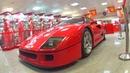 Ferrari F40, Jaguar E-Type, DeLorean DMC-12, Lamborghini LM002 Сочи Авто Спорт Музей