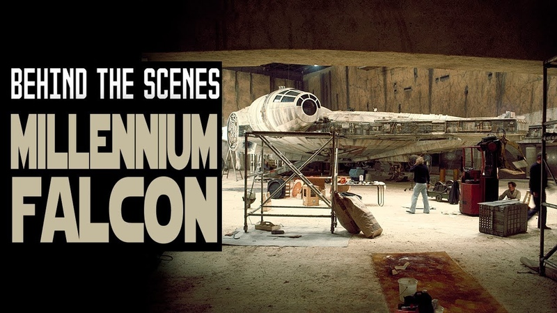 The Millennium Falcon | Behind The Scenes History