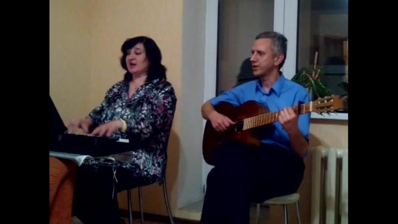 Юлия Архипова и Вячеслав Епишев 14.08.2018 года