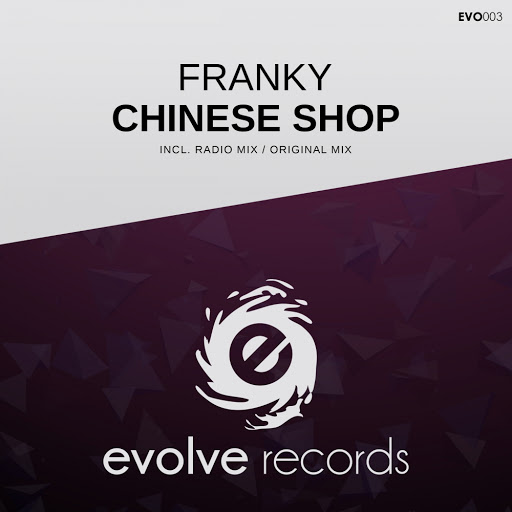 Franky альбом Chinese Shop