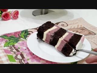 Торт Феерия   Больше рецептов на странице