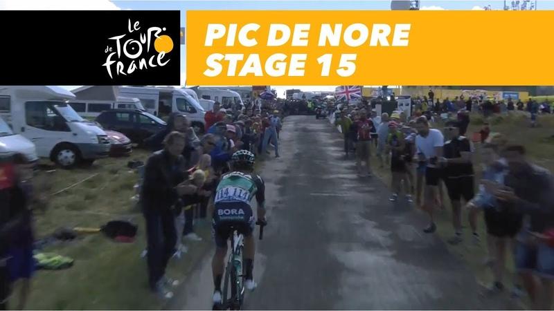 Pic de Nore - Stage 15 - Tour de France 2018