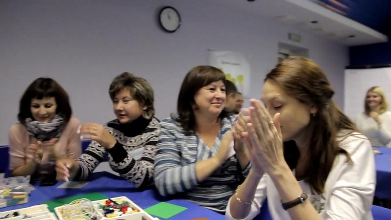 Lego Serious Play игра для руководителей . Командный коучинг Фролов М. А и Втюрина Е.Г.