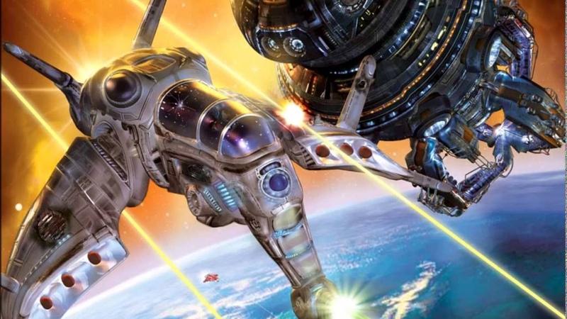 Gregory Semenov - Trash | Space Rangers soundtrack