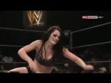 WWE NXT 04.09.2012 Audrey Marie Vs. Paige #4