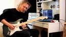 Metallica - The Unforgiven Solo Guitar Cover | Dmitry Andrianov