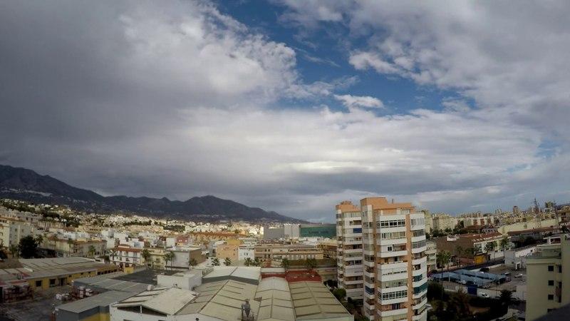 Fuengirola / Tiempo acelerado / Time laps