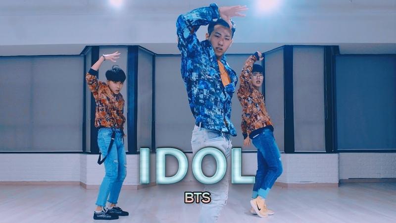 BTS(방탄소년단) - Idol(아이돌) : ELTI Choreography Cover