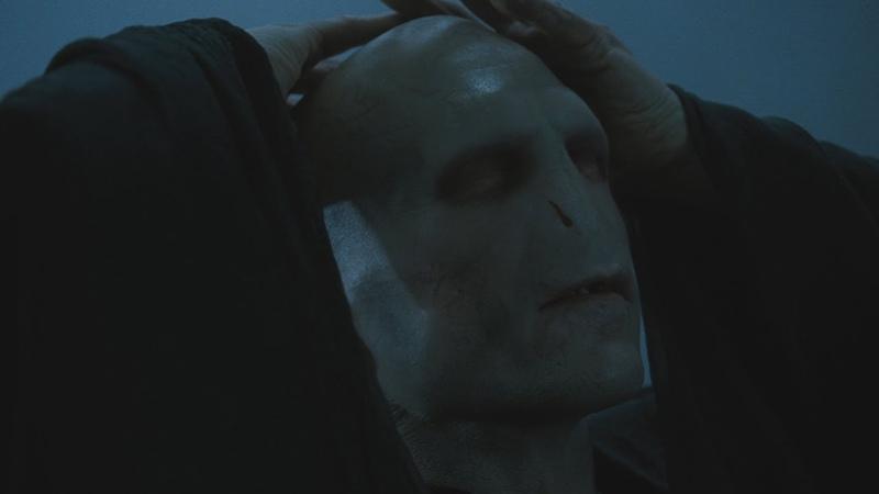 Возрождение Лорда Волдеморта. Гарри Поттер и кубок огня. (2005)