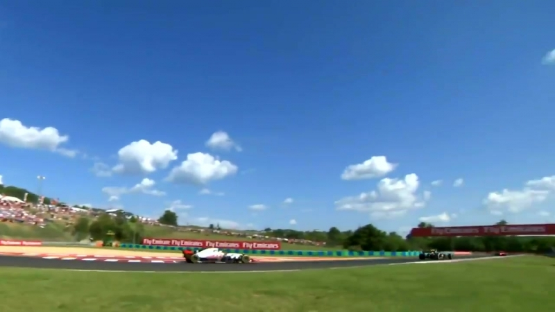 Formula 1 2018 Hungarian Grand Prix - Race Edit