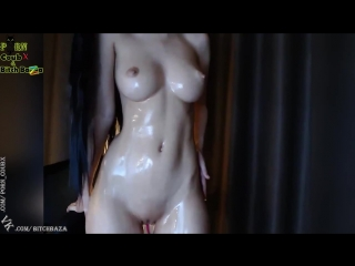 Unreal sexy webcamgirl show oil body and little fuck pussy (woodman, kink, brazzers, bdsm, puke)
