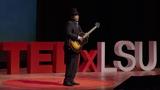 The Blues Was Born in Louisiana, not Mississippi Chris Thomas King TEDxLSU