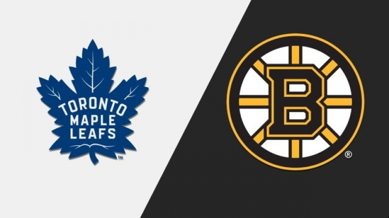 EC / Round 1 / Game 7 / 25.04.2018 / TOR Maple Leafs @ BOS Bruins