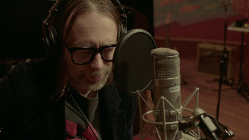 Thom Yorke Open Again Live from Electric Lady Studios