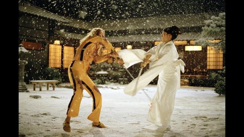 Убить Билла 2 | O- Ren Ishii vs the Bride