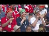 Один из самых ярких моментов в матче!?