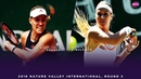Angelique Kerber vs Dominika Cibulkova 2018 Nature Valley International Second Round WTA