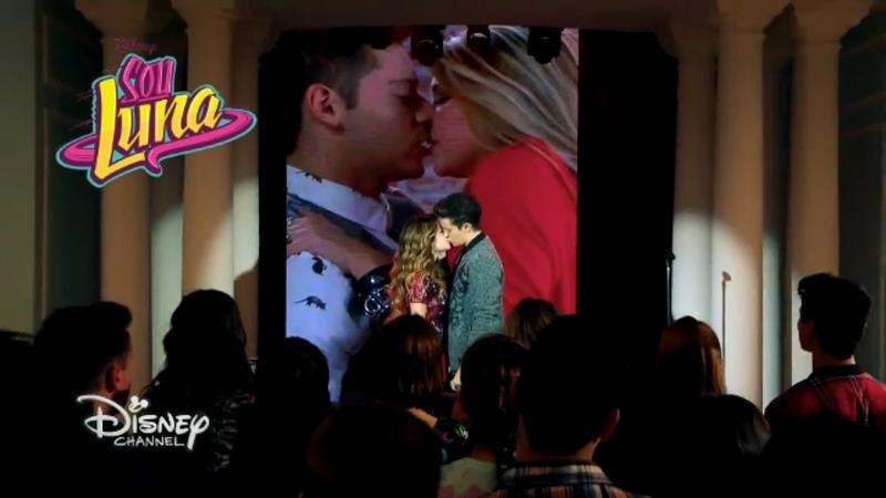 Sou Luna 3 - Luna Vê a foto do Beijo da Emilia e Matteo (Capítulo 25)