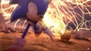 Sonic Tried to Save pikachu!