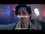 Imagine Dragons - Believer Riverdale Lyrics Sub. Espa
