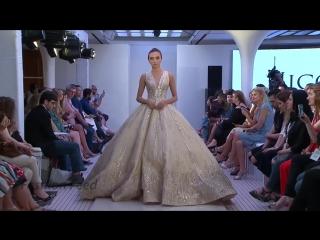Nicole & Felicia   Ready Couture/ Resort 2019   Arab Fashion Week