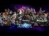 Heroes of the Storm! Пробуем MOBA от BLIZZARD!