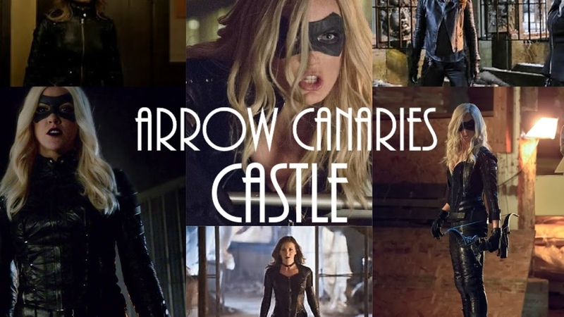 Arrow - The Canaries - Castle