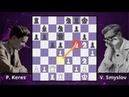 Best Chess Games: Keres vs. Smyslov, 1939