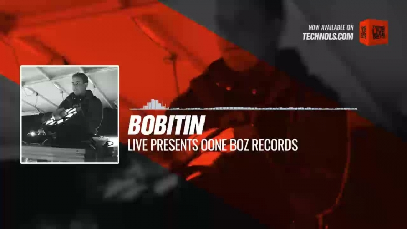 Techno music with Bobitin LIVE presents 0one Boz Records Periscope
