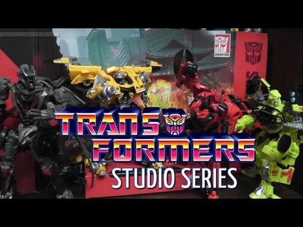 Трансформеры Studio Series Deluxe Class 2018