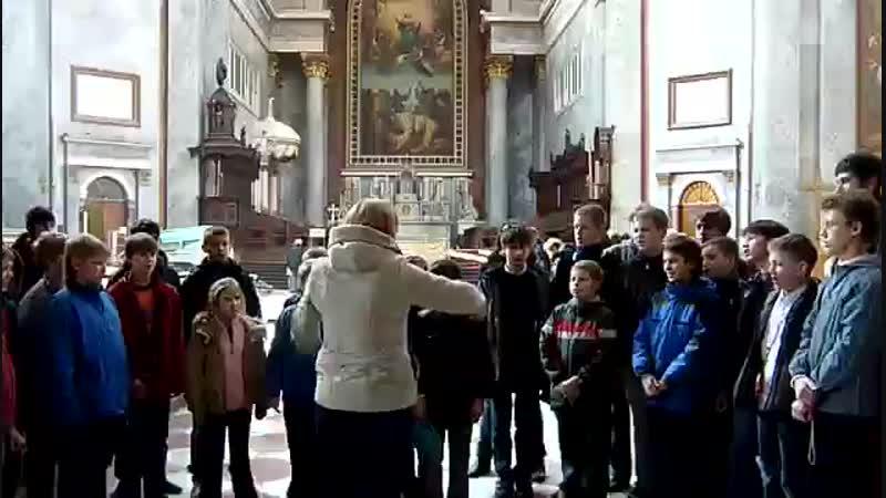 хоровая студия До Ми Соль Венгрия 2011