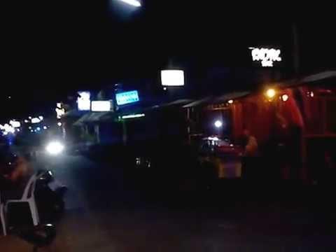 Micro bikinis nightlife in pattaya
