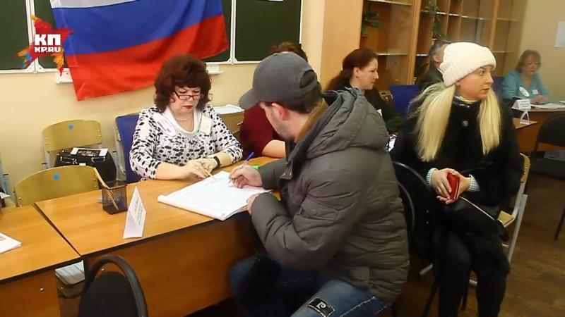 Выборы президента в Нижнем Новгороде: Как голосовал губернатор Никитин с семьей