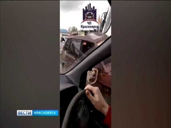 Под Красноярском в ДТП с фурой погибла 29-летняя девушка