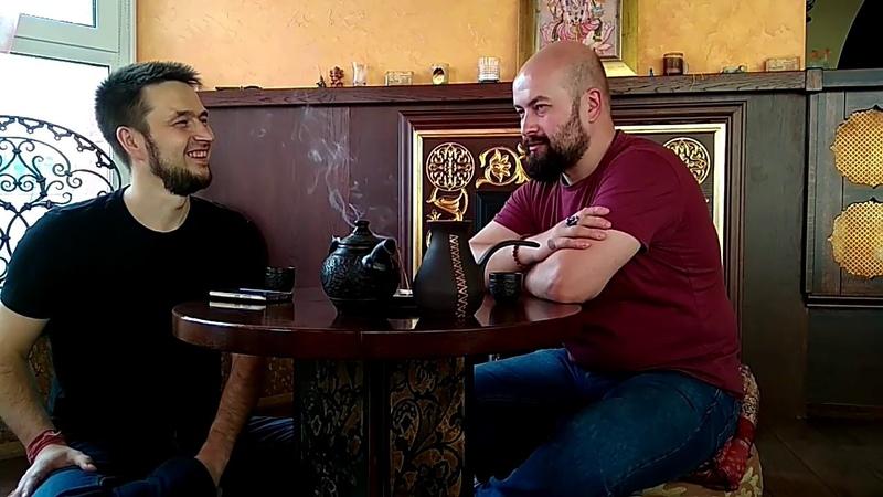 Живая йога. Алексей Миронов Вологда. Часть 2