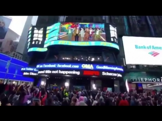 Second cut - BTSonGMA - Good morning America with BTS - - @BTS_twt 방탄소년단 BTSARMY BTS