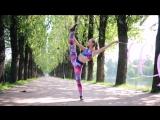 Художественная гимнастика в Парке