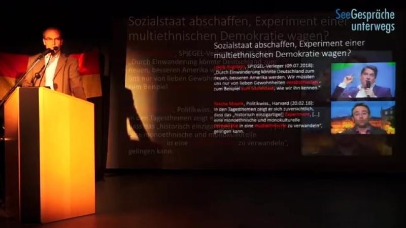 Alternativen zum Globalen Pakt für Massen-Migration - Dr- Rainer Rothfuss