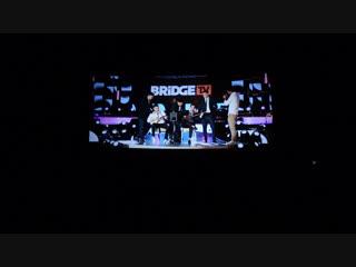 Закрытый показ фильма о фестивале «BRIDGE TV NEED FOR FEST».