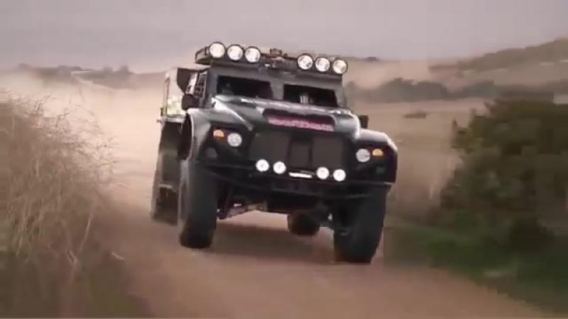 """""""Цыган"""" Oshkosh L-ATV"""