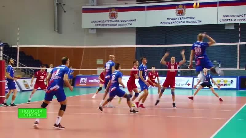 Сюжет ТК ОРТ планета посвященный волейбольной команде Нефтяник