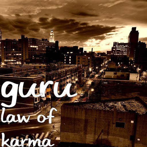 Guru альбом Law of Karma