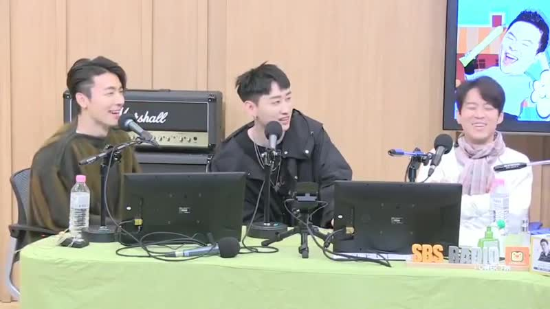 CTS 190418 Donghae=genius composer -